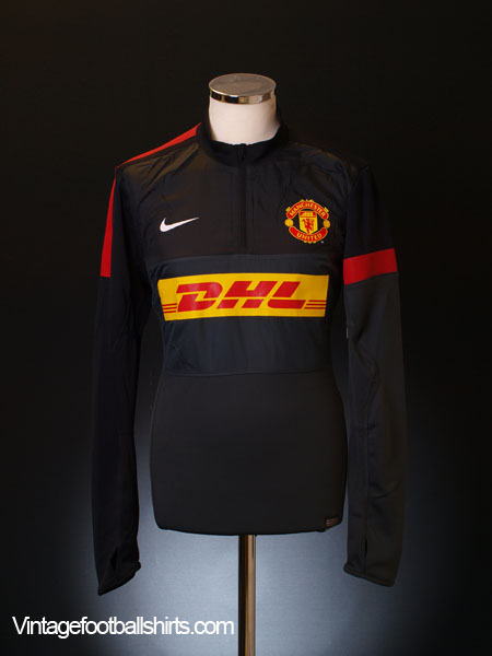2012-13 Manchester United Player Issue Jacket *BNWT* XL