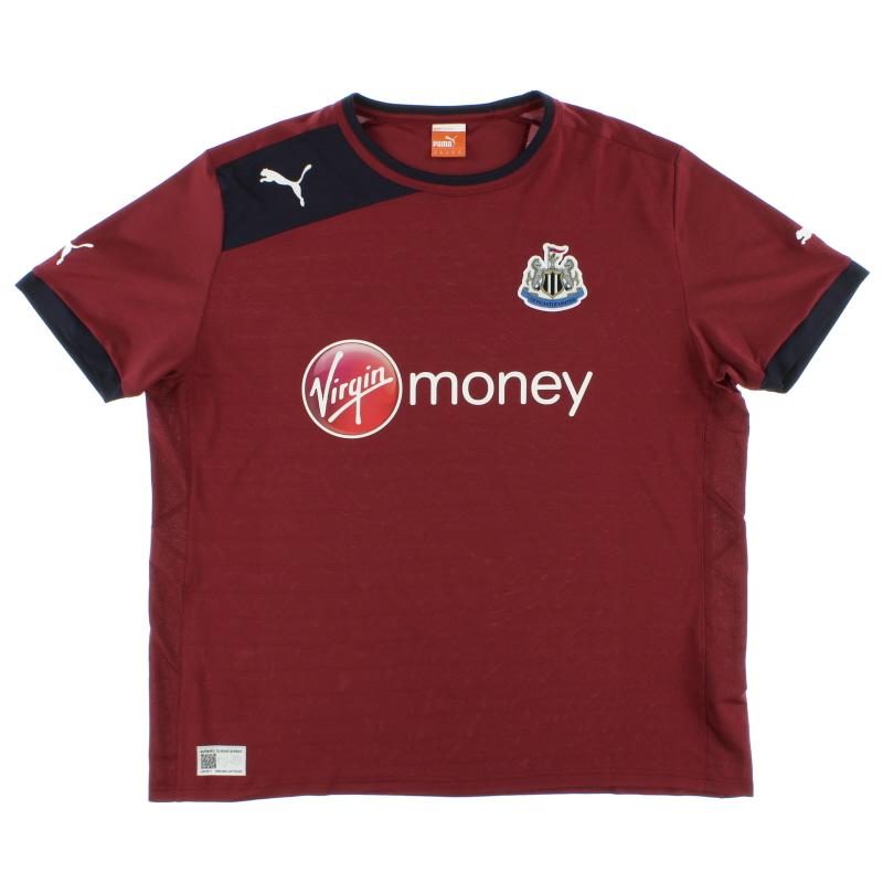 2012-13 Newcastle Away Shirt XL