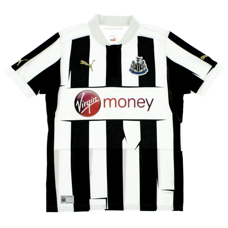 2012-13 Newcastle Home Shirt XL