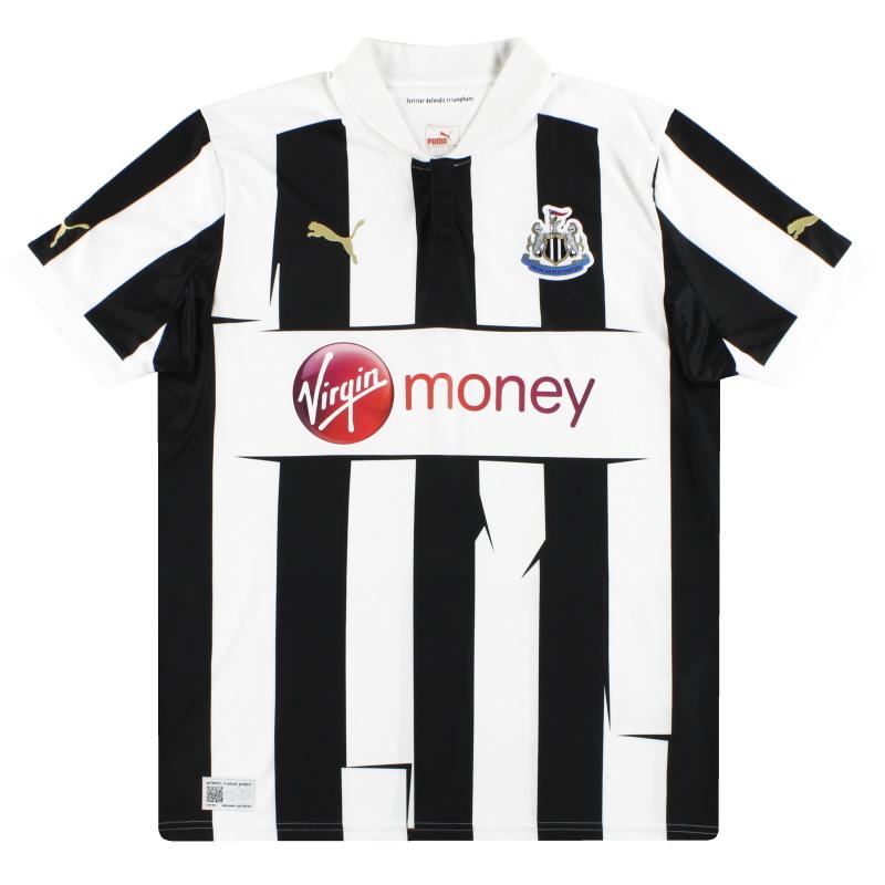 2012-13 Newcastle Puma Home Shirt L