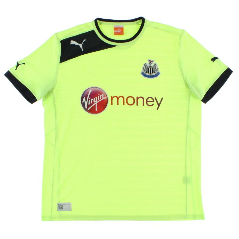 2012-13 Newcastle Third Shirt L
