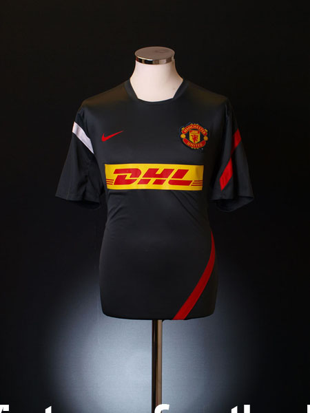 2012-13 Nike Manchester United Training Shirt L
