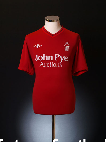 2012-13 Nottingham Forest Home Shirt L