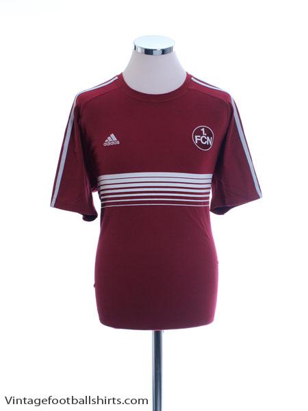 2012-13 Nurnberg adidas Training Shirt L