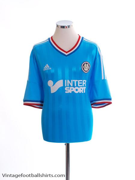 2012-13 Olympique Marseille Away Shirt L - X21906