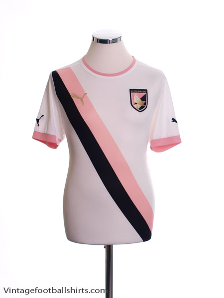 2012-13 Palermo Third Shirt *Mint* M