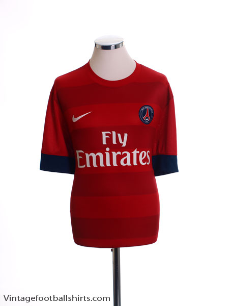 2012-13 Paris Saint-Germain Away Shirt *Mint* XL