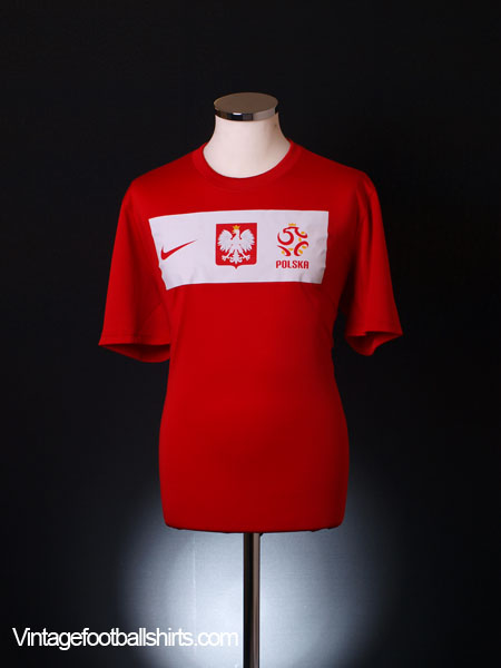 2012-13 Poland Stadium Away Shirt *BNIB*