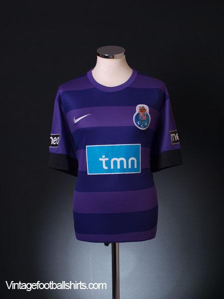 2012-13 Porto Away Shirt XL