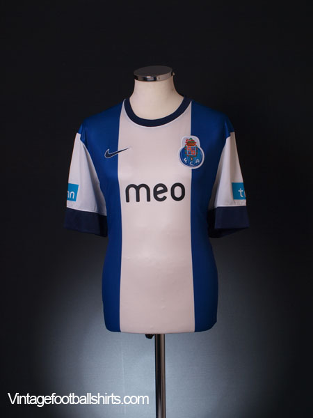2012-13 Porto Home Shirt XL