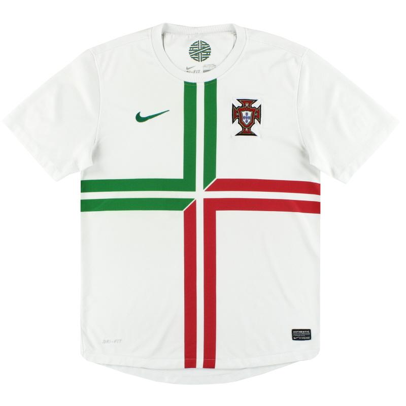2012-13 Portugal Nike Away Shirt L