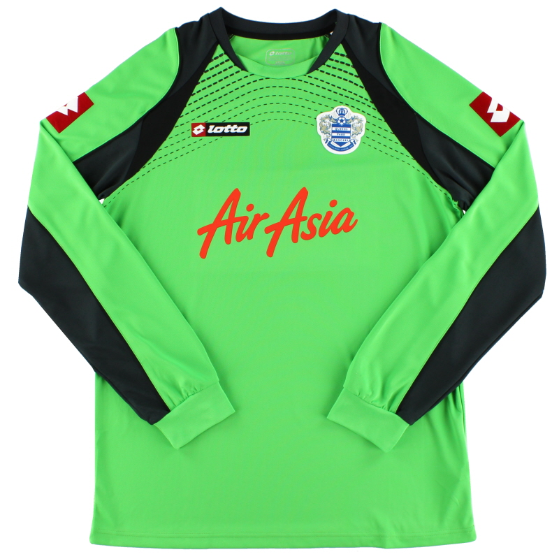 2012-13 QPR Goalkeeper Shirt *Mint* XXXL