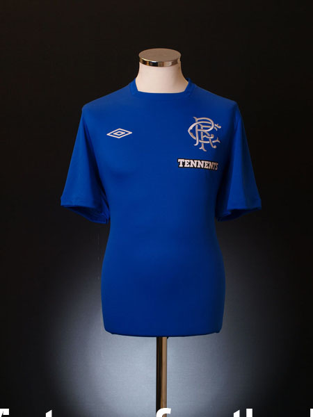 2012-13 Rangers Home Shirt *BMWT* S