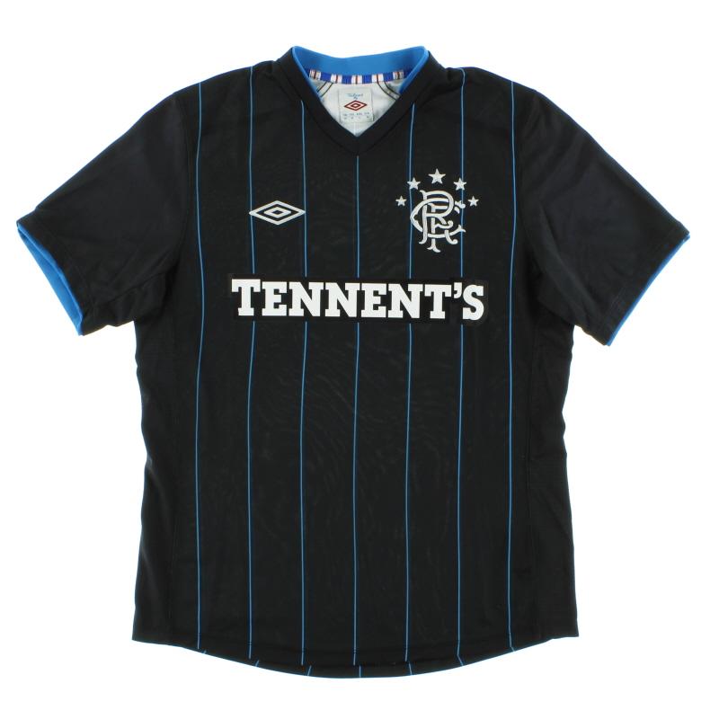 2012-13 Rangers Umbro Third Shirt M - 014471717