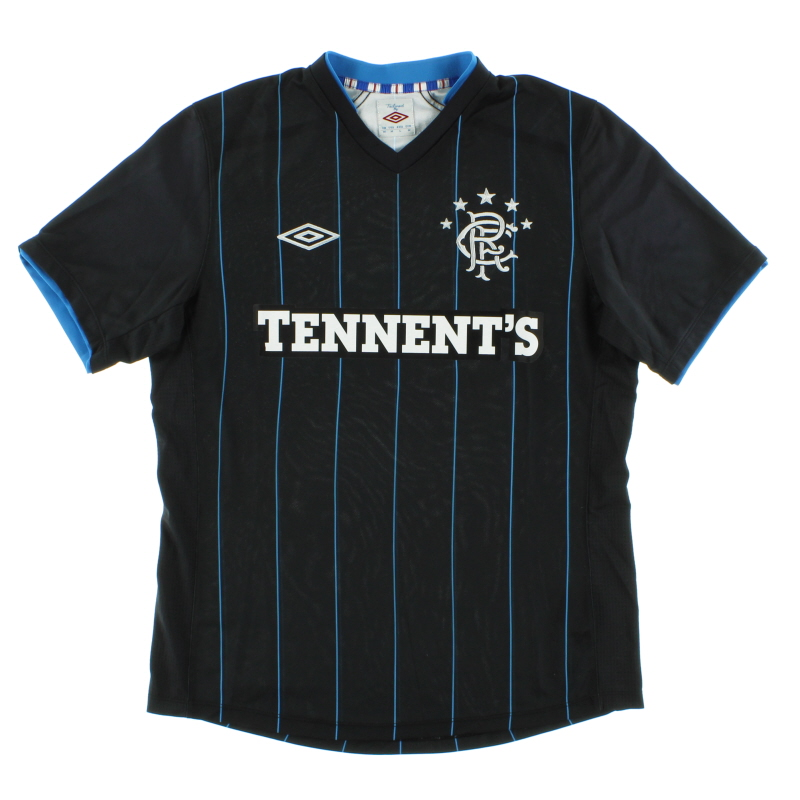 2012-13 Rangers Umbro Third Shirt *Mint* XL - 014483141
