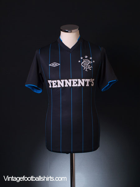 2012-13 Rangers Third Shirt S