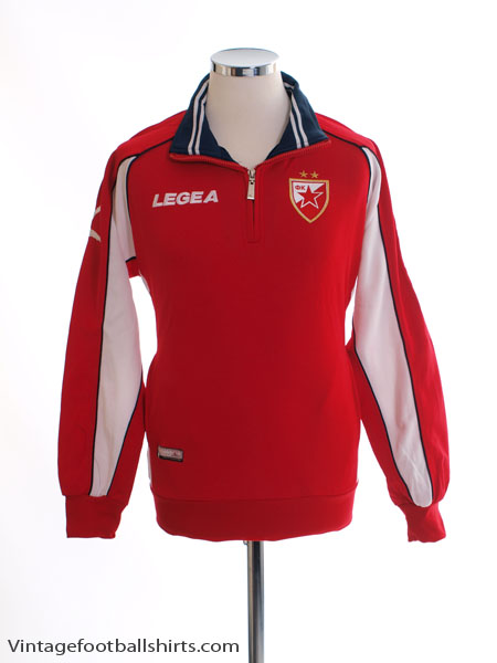 2012-13 Red Star Belgrade Tracksuit *BNIB*