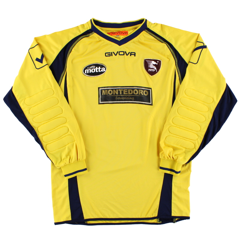 2012-13 Salernitana Goalkeeper Shirt L