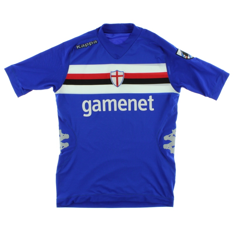 2012-13 Sampdoria Home Shirt XL