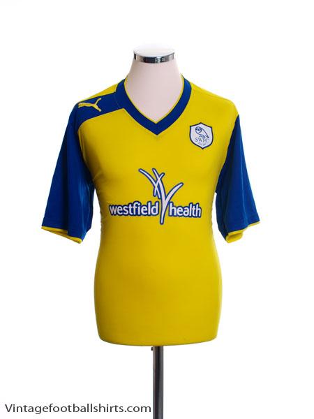 2012-13 Sheffield Wednesday Away Shirt L