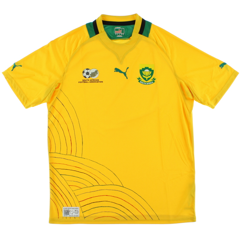 2012-13 South Africa Home Shirt L
