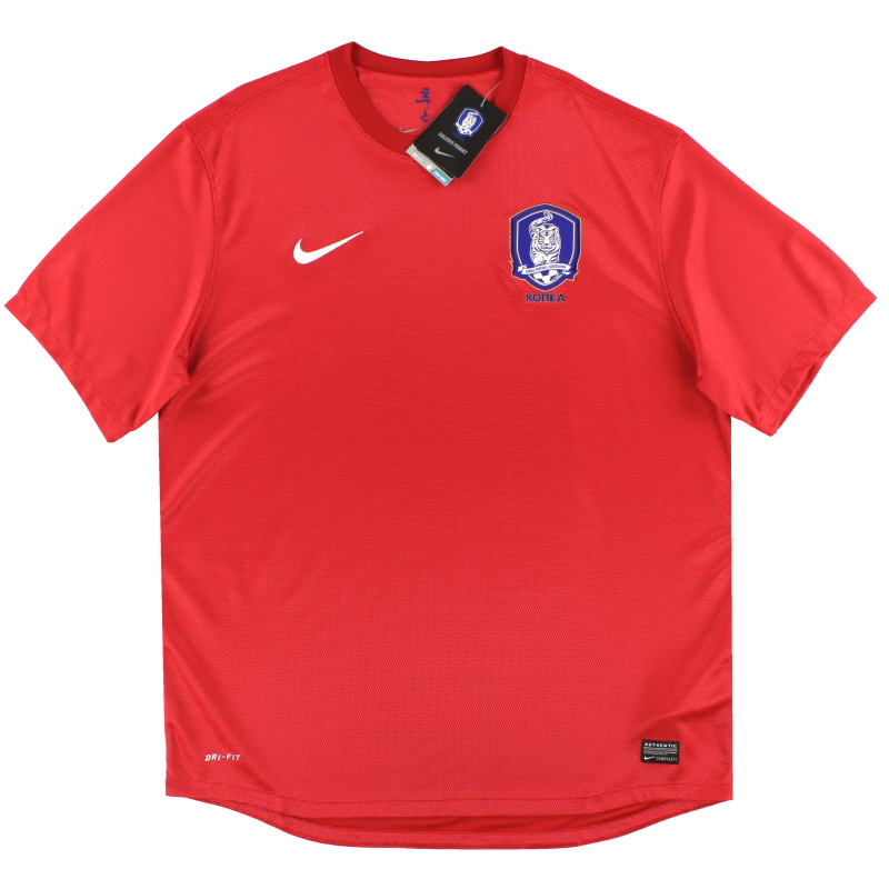 2012-13 South Korea Nike Home Shirt *w/tags* XL - 448370-611
