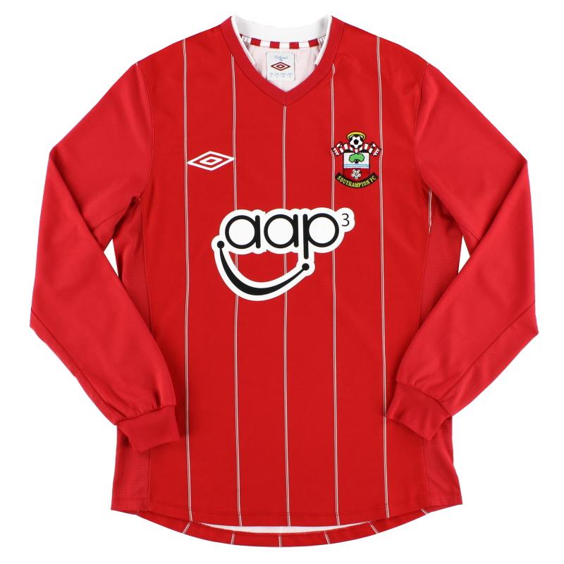 2012-13 Southampton Home Shirt *BNIB* L/S XL