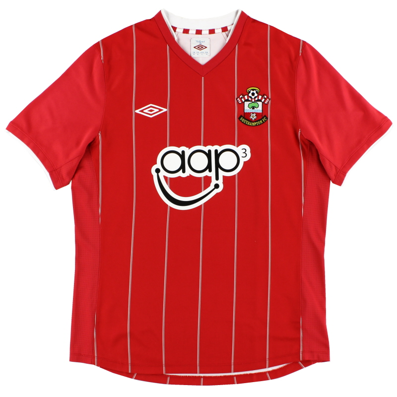 2012-13 Southampton Home Shirt L