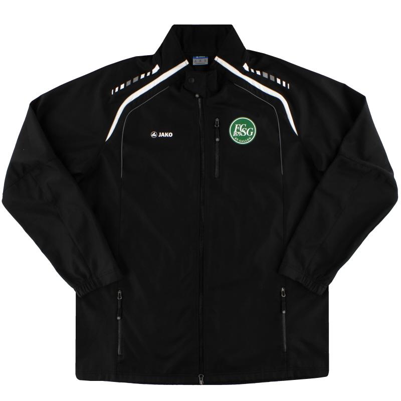 2012-13 St Gallen Jako Bench Coat XXL - 7294