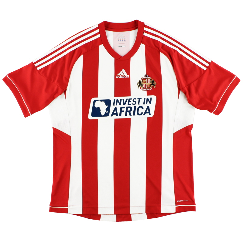 2012-13 Sunderland Home Shirt XL