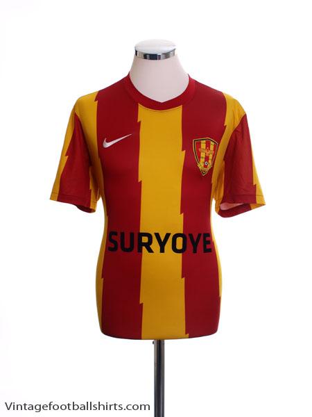 2012-13 Syrianska FC Home Shirt M