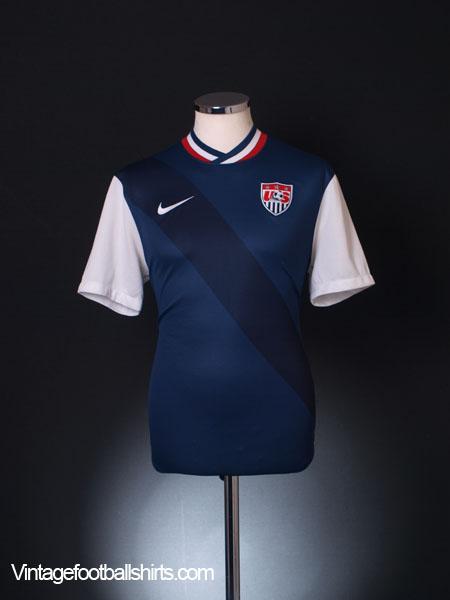 2012-13 USA Away Shirt M