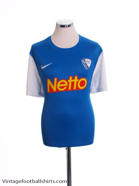 2012-13 VfL Bochum Home Shirt L