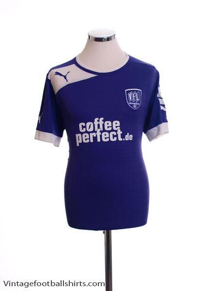 2012-13 VFL Osnabruck Home Shirt *Mint* M