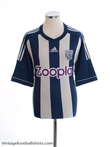 2012-13 West Brom Home Shirt XL