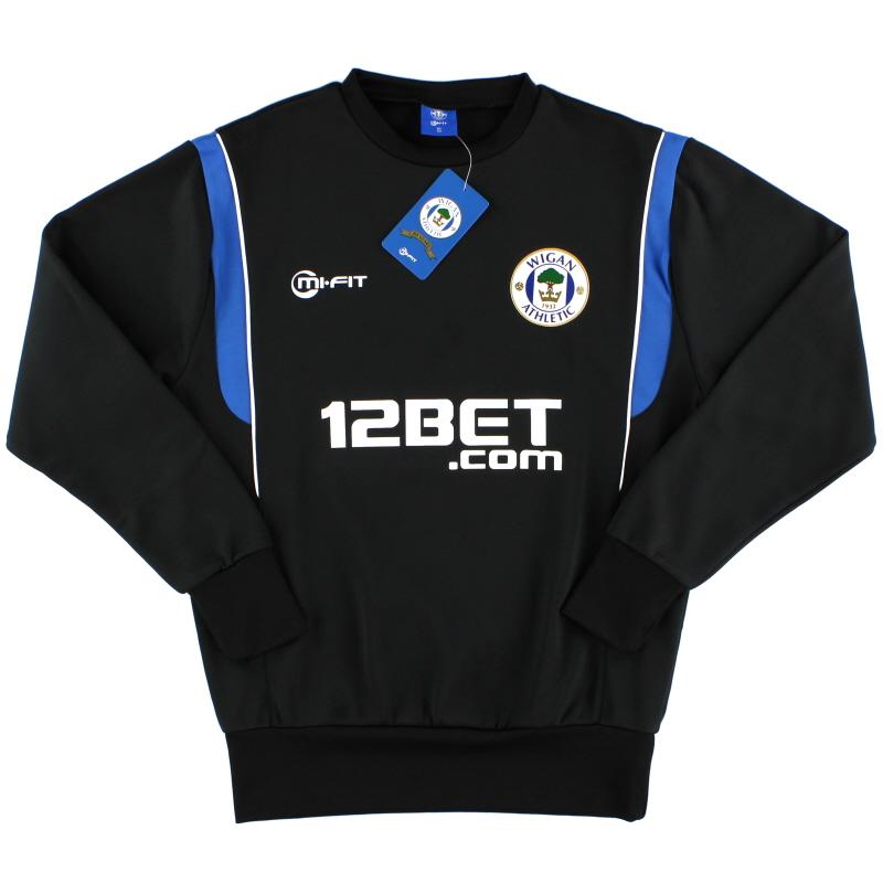 2012-13 Wigan Training Jumper *BNWT* S