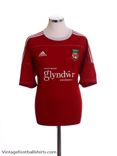 2012-13 Wrexham Home Shirt M