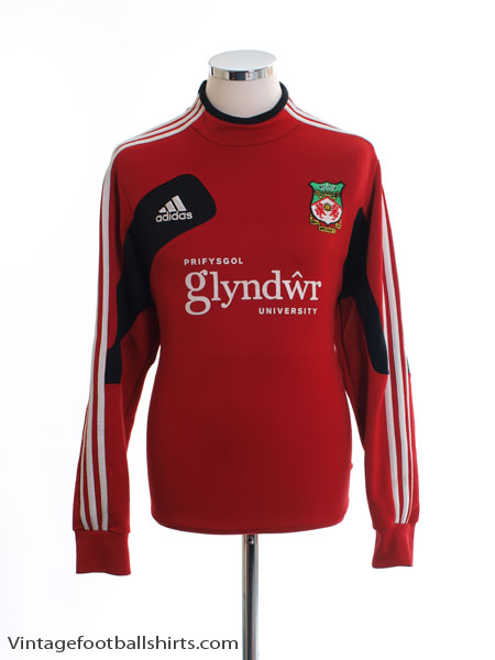 2012-13 Wrexham Training Top L - X16958
