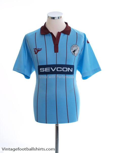 2012-14 Gateshead Away Shirt L