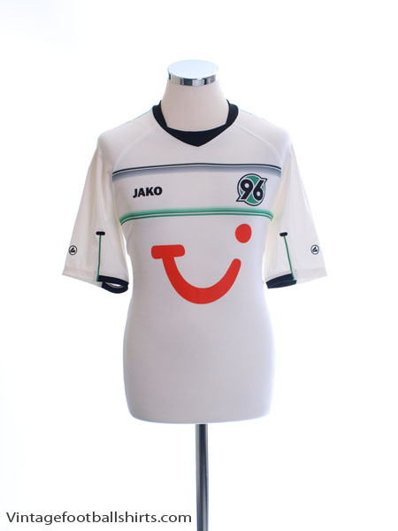 2012-14 Hannover 96 Third Shirt M - HA4212