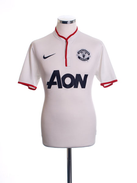 2012-14 Manchester United Nike Away Shirt XS.Boys