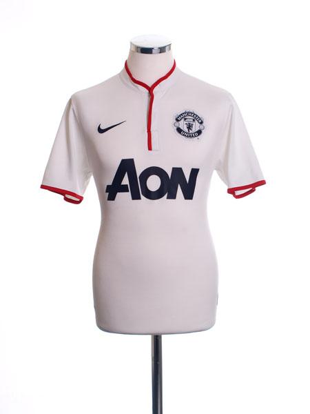 2012-14 Manchester United Away Shirt S