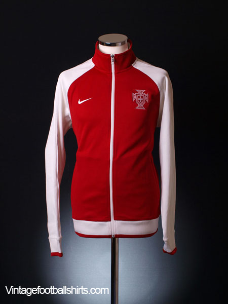 2012-14 Portugal Nike Core Trainer Jacket *BNWT* XL