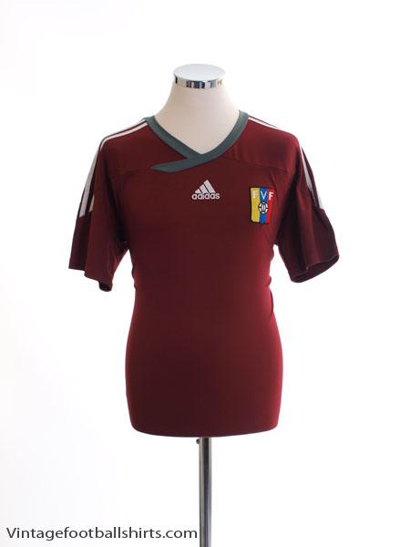 2012-14 Venezuela Home Shirt S