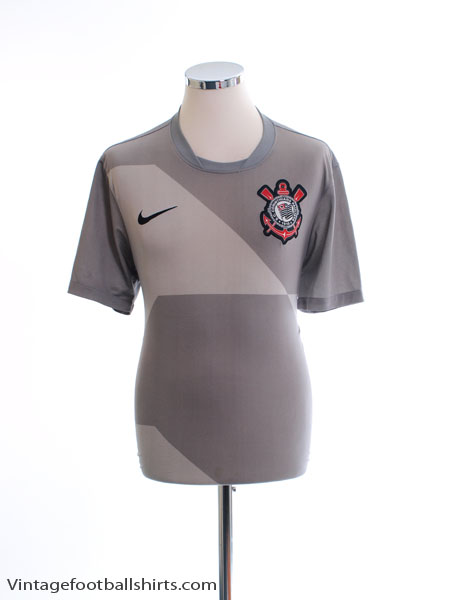 2012 Corinthians Third Shirt M - 459770-001