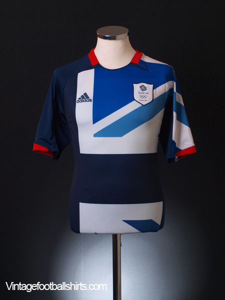 2012 Team GB Olympic Home Shirt S