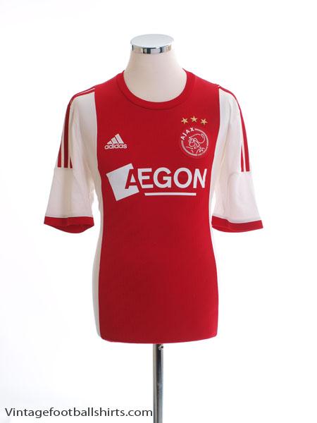 2013-14 Ajax Home Shirt M