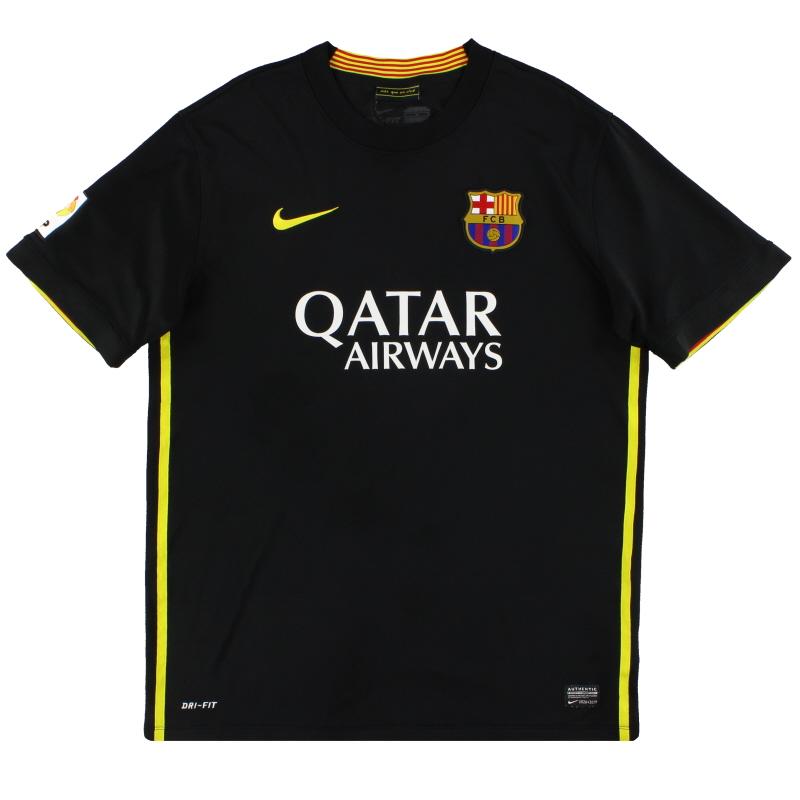 2013-14 Barcelona Nike Third Shirt L - 532824-013