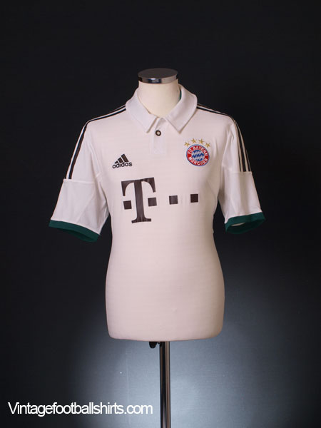 2013-14 Bayern Munich Away Shirt M