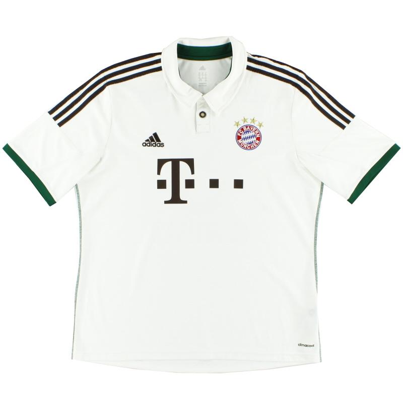 2013-14 Bayern Munich Away Shirt L